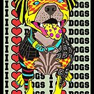 I heart Perro by Rustypanther