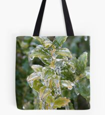 Iced Greens Tote Bag