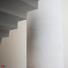 SFMOMA STAIRWELL  by Thomas Barker-Detwiler