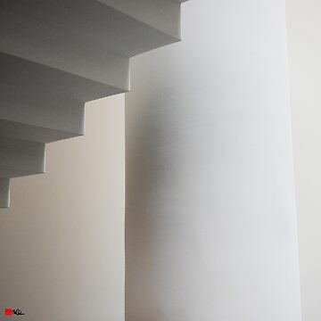 SFMOMA STAIRWELL  by tomb42