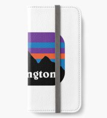 Washington iPhone Wallet/Case/Skin