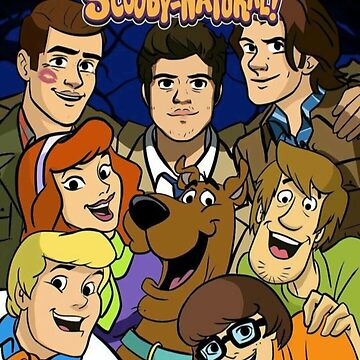 Scooby Natural by TheWaW