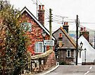 Upper Beeding West Sussex by Dorothy Berry-Lound