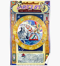 International Artist for the Connoisseur  Poster
