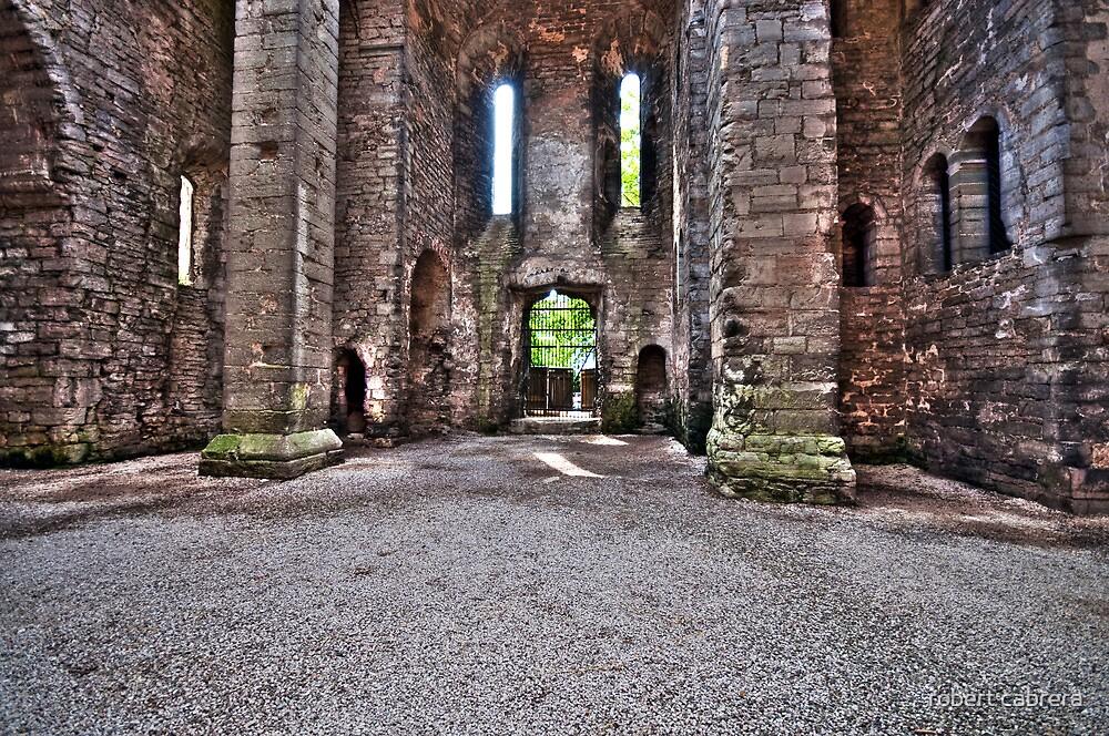 Church Ruins by robert cabrera