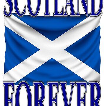 SCOTLAND FOREVER by PapaSquatch