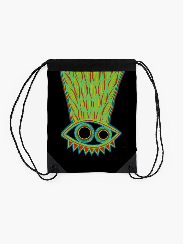 Alternate view of Hypnosis Drawstring Bag