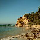 Black Lighthouse,Queenscliff by Joe Mortelliti