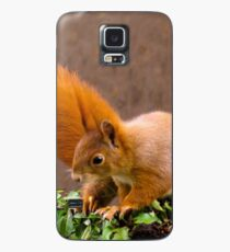 cute squirrel Case/Skin for Samsung Galaxy