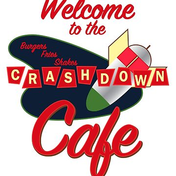 Roswell - Crashdown Cafe by BadCatDesigns