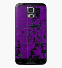 USGS TOPO Map Louisiana LA Doyline 331871 1981 24000 Inverted Case/Skin for Samsung Galaxy