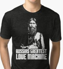 Rasputin Tri-blend T-Shirt