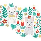 Lust auf kleine Frenchies von Jacqueline Hurd