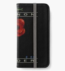 Gaming [Amiga] - Cannon Fodder iPhone Wallet/Case/Skin