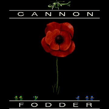 Gaming [Amiga] - Cannon Fodder by ccorkin
