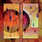 Non-sense space between split time by Vasile Stan