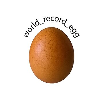 World Record Egg by hypnotzd
