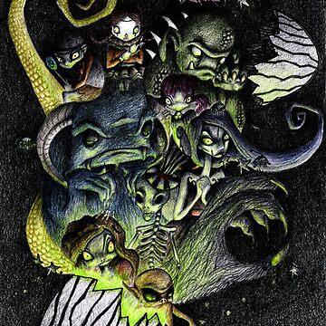 'Rotten Egg' by Jodeetaylah