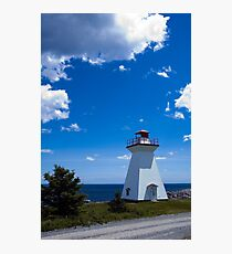 Port Medway Nova Scotia Photographic Print