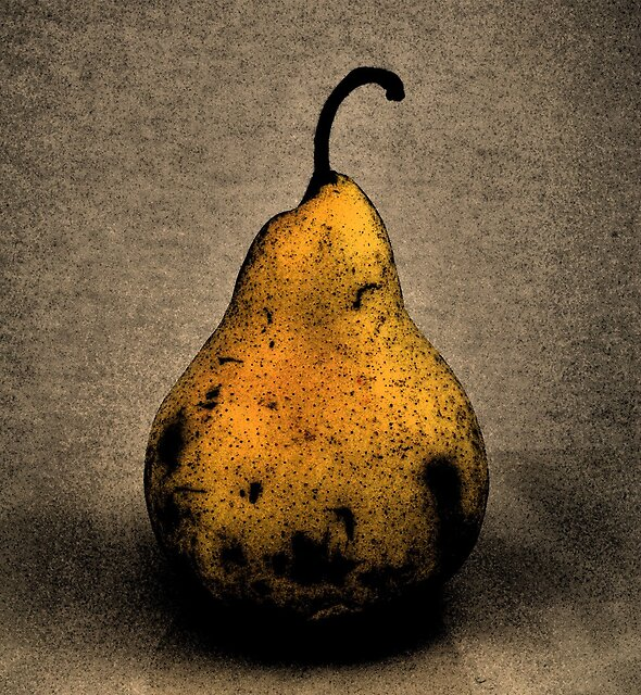 Pear  by Thomas Barker-Detwiler