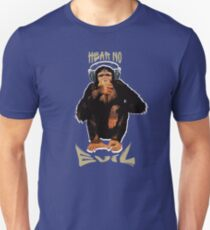Hear no evil Unisex T-Shirt