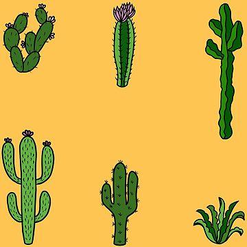 cacti by daisy-sock