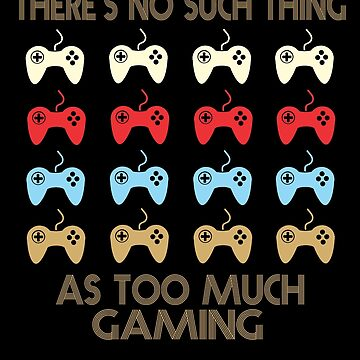 Gaming Retro Vintage 1970's Style by funnyguy