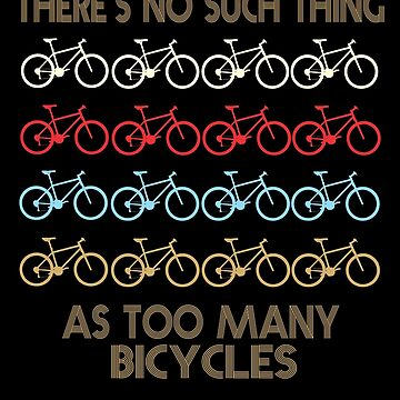 Bicycle Retro Vintage 1970's Style by funnyguy