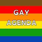 The Gay Agenda by ActingNT