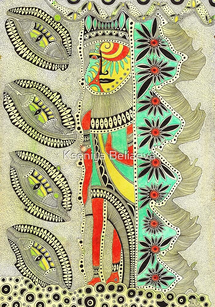 Spring?.. by Kseniya Beliaeva