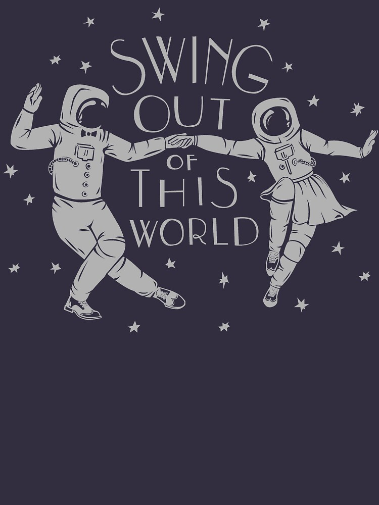 Swing fuera de este mundo de claireturnip