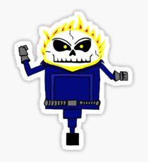 Ghost Rider Sticker