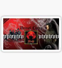 Denzel Curry Imperial TA1300 Sticker