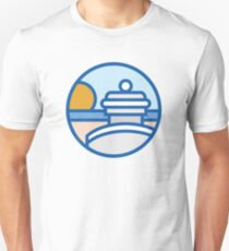 Camiseta ajustada Playa de Fort Lauderdale