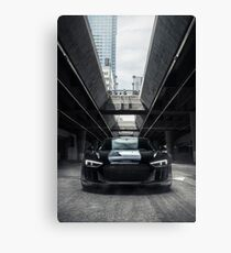 The New Audi R8 V10+ Canvas Print