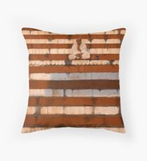 Meditation. Varanasi Throw Pillow
