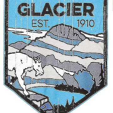 Glacier National Park by snarkee
