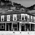 Tooborac Hotel - Solarised by Andrew Mather