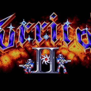 Gaming [Amiga] - Turrican II (2): The Final Fight by ccorkin