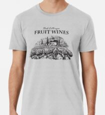 Herb Ertlinger Fruit Wines Schitts Creek Premium T-Shirt