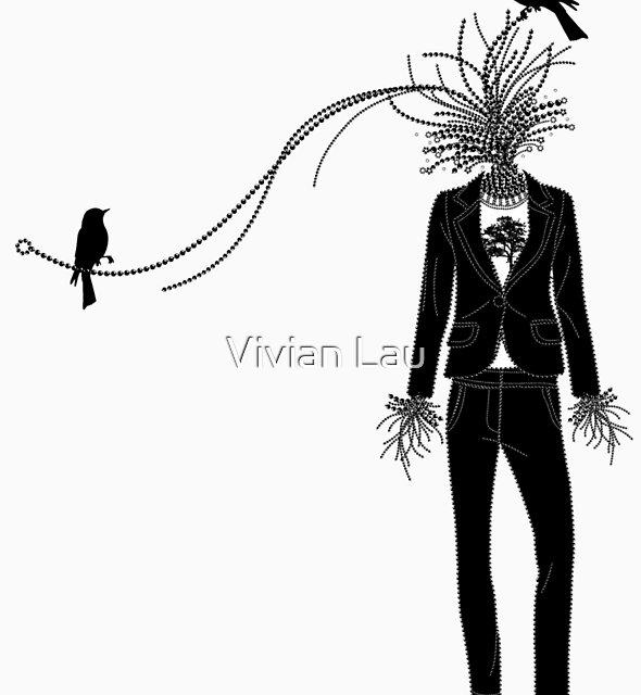 Scarecrow by Vivian Lau
