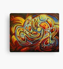 Cyboflexium 3 Canvas Print