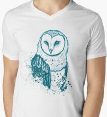 Owl Tee Men's V-Neck T-Shirt
