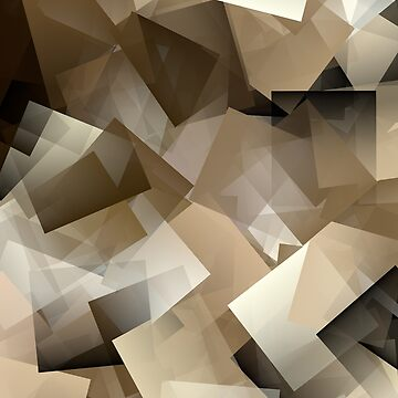 Cubism Abstract 185 by ChrisButler