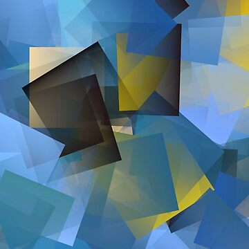 Cubism Abstract 186 by ChrisButler