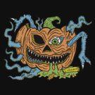 Pumpkin Creep by jarhumor