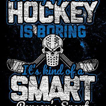 Hockey hobby by GeschenkIdee
