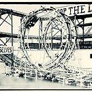 Vintage Coney Island Loop the Loop by mindydidit