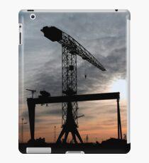 Harlands Giants iPad Case/Skin