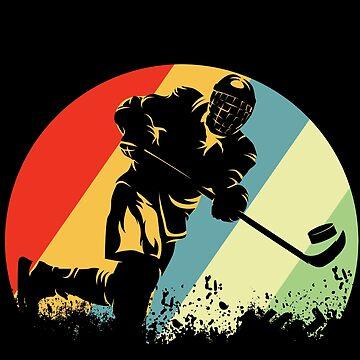 Ice Hockey Team by GeschenkIdee